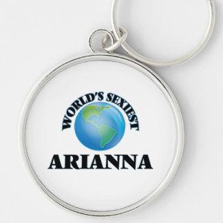 World's Sexiest Arianna Keychain