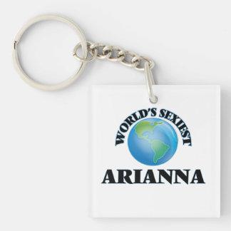 World's Sexiest Arianna Acrylic Keychains