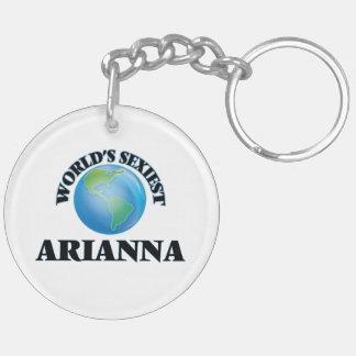 World's Sexiest Arianna Key Chain