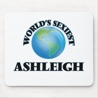 World's Sexiest Ashleigh Mouse Pad