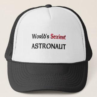 World's Sexiest Astronaut Trucker Hat