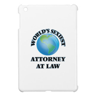 World's Sexiest Attorney At Law iPad Mini Cover