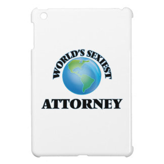 World's Sexiest Attorney Cover For The iPad Mini