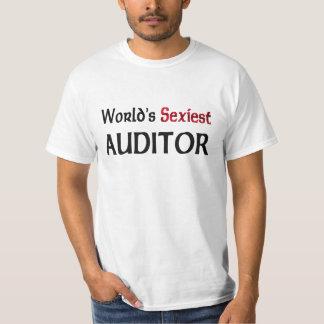 World's Sexiest Auditor T-Shirt