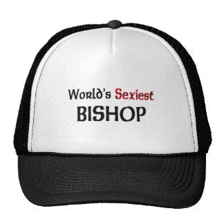 World's Sexiest Bishop Trucker Hat
