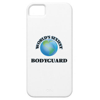 World's Sexiest Bodyguard iPhone 5 Case