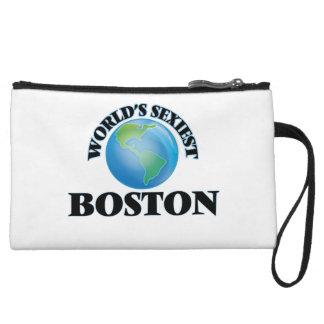 World's Sexiest Boston Wristlet