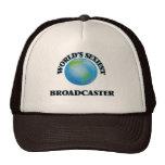 World's Sexiest Broadcaster Trucker Hat