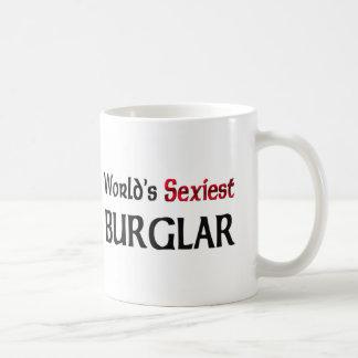 World's Sexiest Burglar Coffee Mug