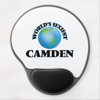 World's Sexiest Camden Gel Mouse Pad