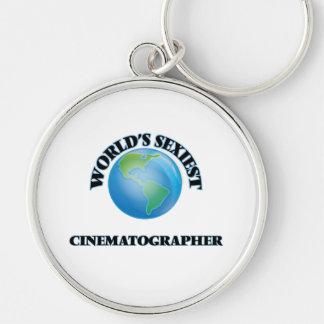 World's Sexiest Cinematographer Key Chains