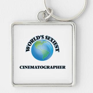 World's Sexiest Cinematographer Keychain