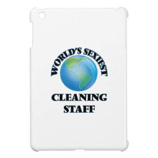World's Sexiest Cleaning Staff iPad Mini Cover