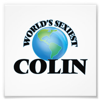 World's Sexiest Colin Photo