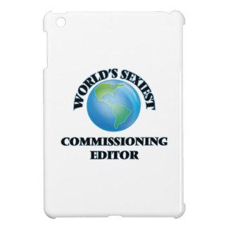 World's Sexiest Commissioning Editor iPad Mini Cover