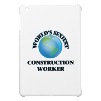 World's Sexiest Construction Worker Case For The iPad Mini