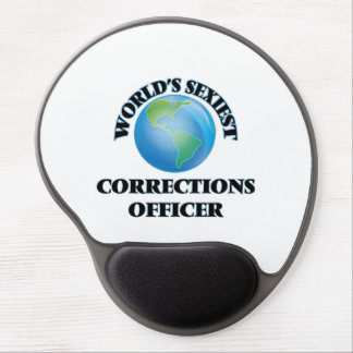 World's Sexiest Corrections Officer Gel Mouse Mat