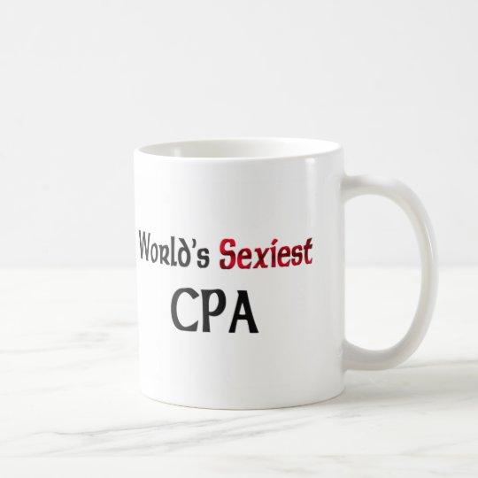 World's Sexiest Cpa Coffee Mug