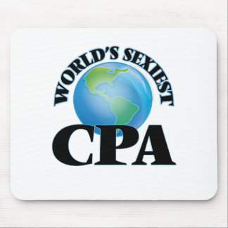 World's Sexiest Cpa Mouse Pad