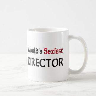 World's Sexiest Director Coffee Mug