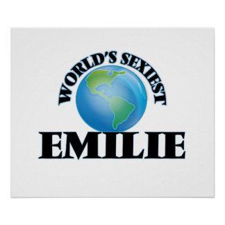 World's Sexiest Emilie Poster