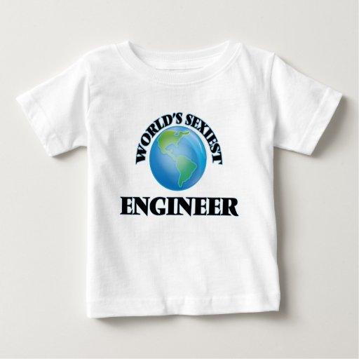 World's Sexiest Engineer T Shirts T-Shirt, Hoodie, Sweatshirt