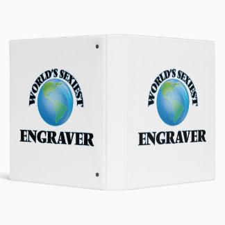 World's Sexiest Engraver Binder