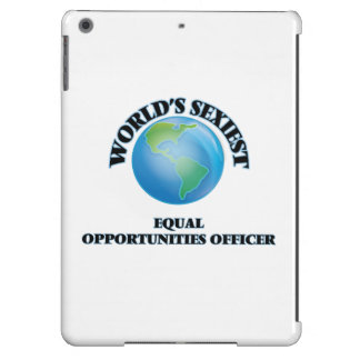 World's Sexiest Equal Opportunities Officer iPad Air Cases