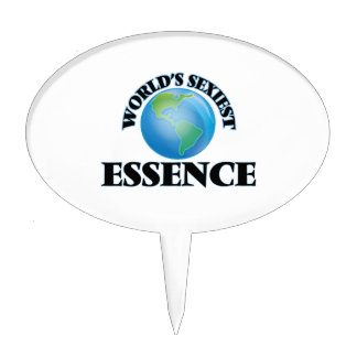 World's Sexiest Essence Cake Topper