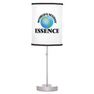 World's Sexiest Essence Table Lamps