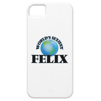World's Sexiest Felix iPhone 5 Case