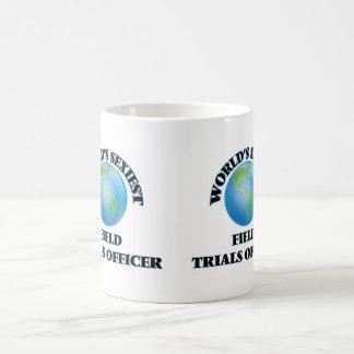 World's Sexiest Field Trials Officer Coffee Mugs