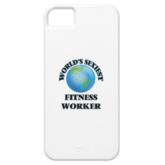 World's Sexiest Fitness Worker iPhone 5 Cases