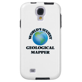 World's Sexiest Geological Mapper Galaxy S4 Case