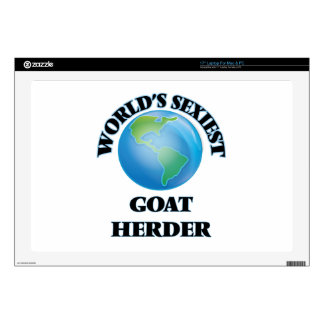 World's Sexiest Goat Herder Laptop Skins
