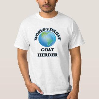 World's Sexiest Goat Herder T-Shirt