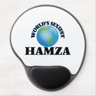 World's Sexiest Hamza Gel Mousepad