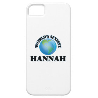 World's Sexiest Hannah iPhone 5 Covers