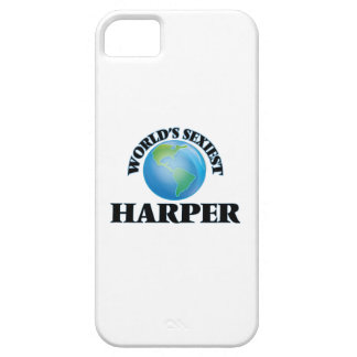 World's Sexiest Harper iPhone 5 Covers