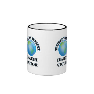 World's Sexiest Health Visitor Coffee Mugs
