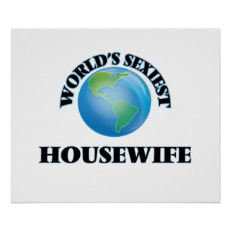 World's Sexiest Housewife Poster