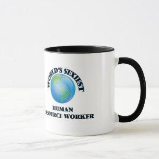 World's Sexiest Human Resource Worker Mug