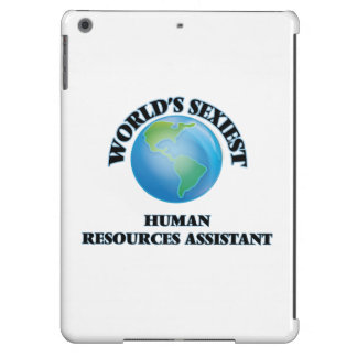 World's Sexiest Human Resources Assistant iPad Air Cover