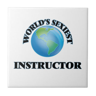 World's Sexiest Instructor Tile