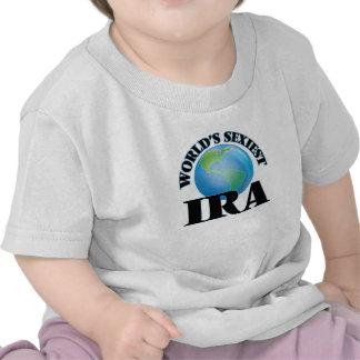 World's Sexiest Ira Shirts