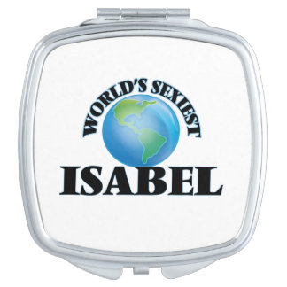 World's Sexiest Isabel Makeup Mirror