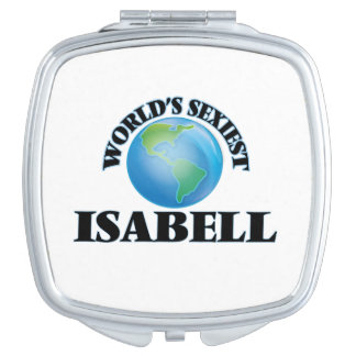 World's Sexiest Isabell Travel Mirrors