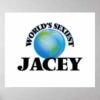 World's Sexiest Jacey Print