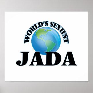 World's Sexiest Jada Posters