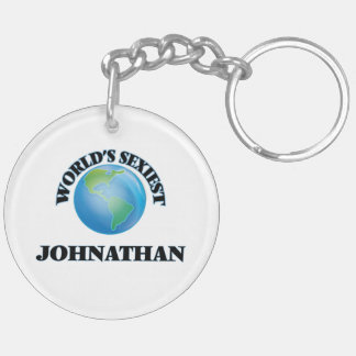 World's Sexiest Johnathan Keychains